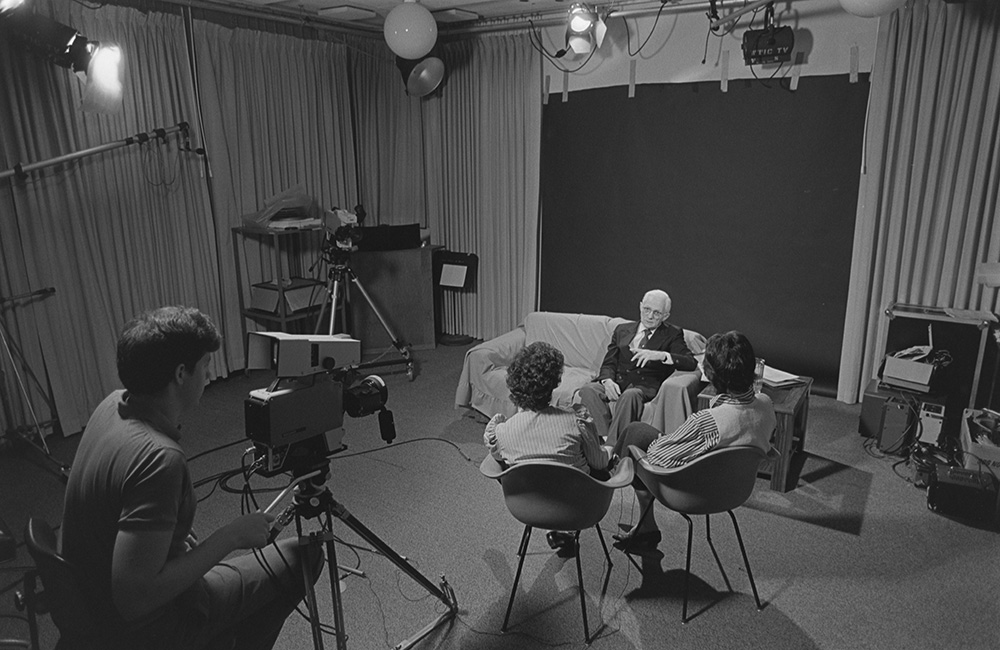 Testimony taping of Pierre T. (HVT-836) in 1987
